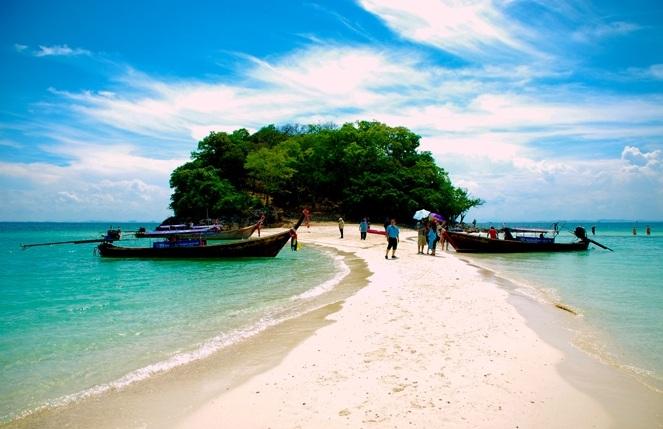 Koh Tup island, Krabi