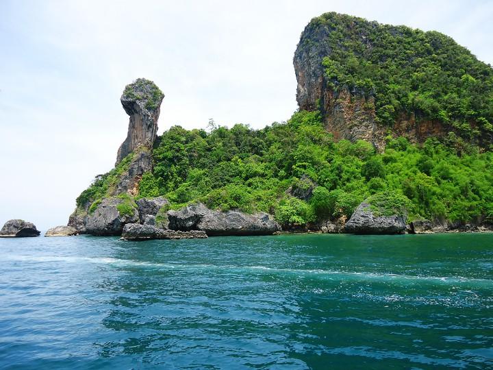 Chicken island, Krabi, Thailand