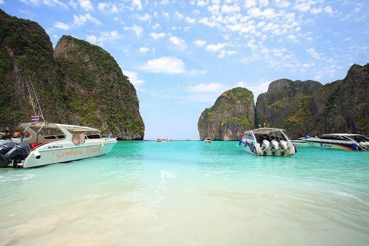 ทริปเกาะพีพี