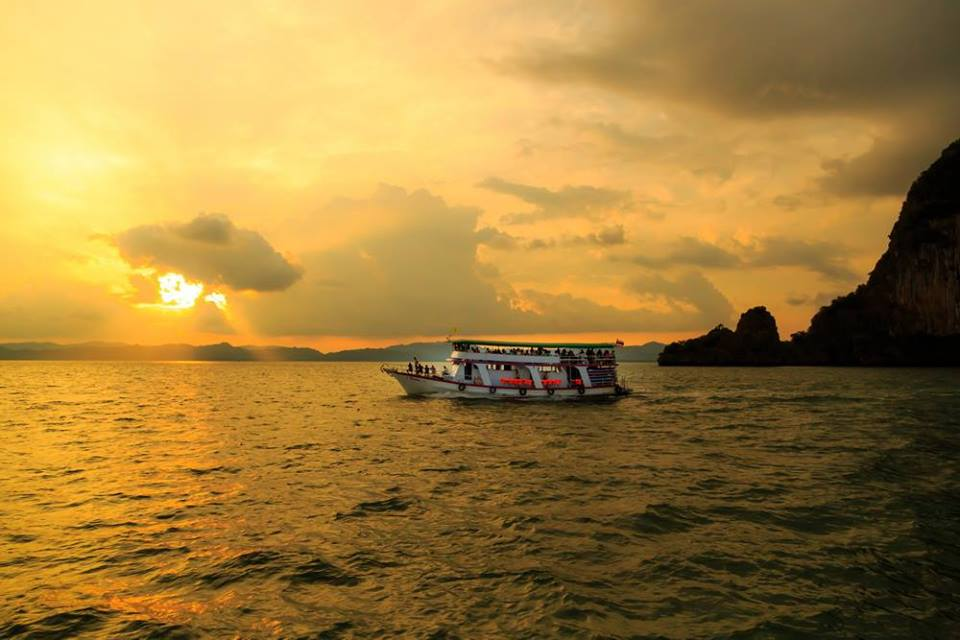phang nga sunset cruise
