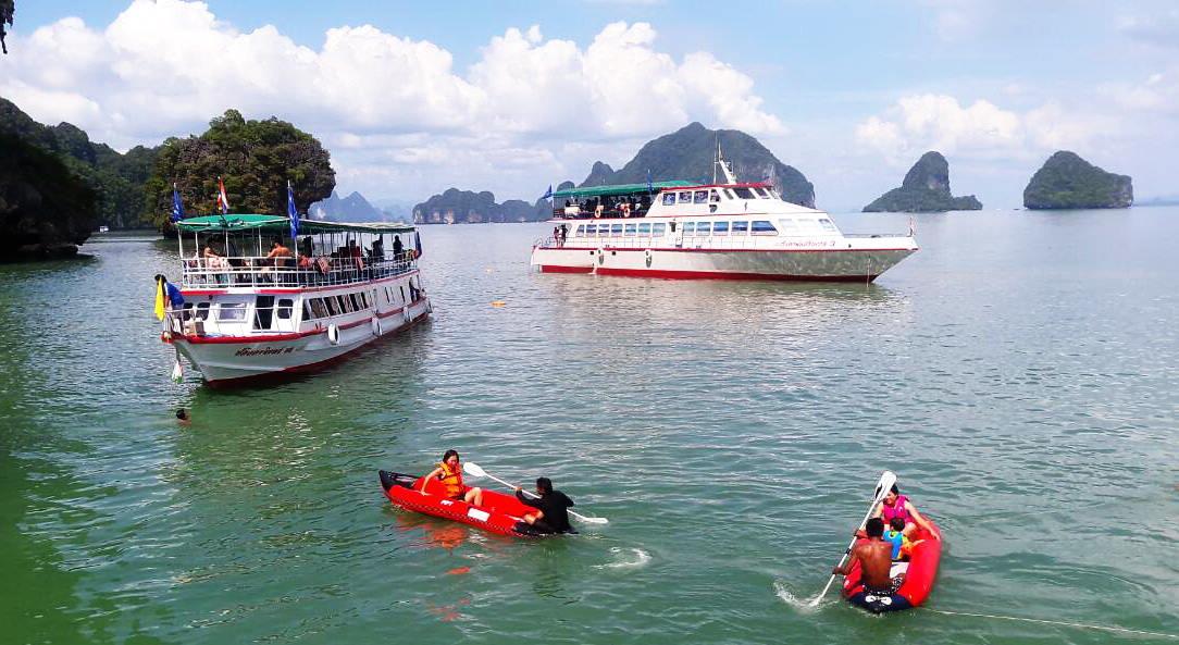 phang nga bay tour cruise