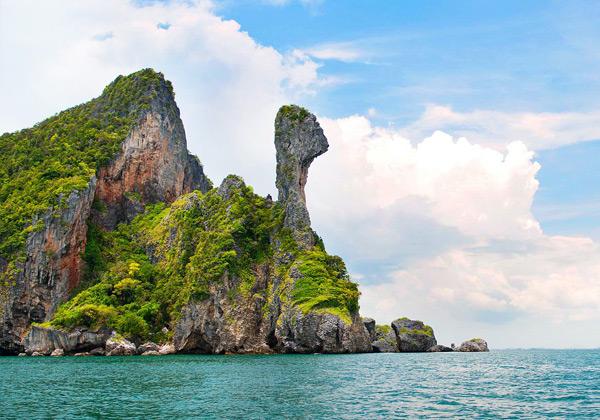 chicken island in krabi